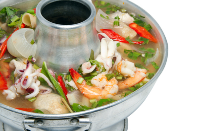 Seafood Broth 海鲜汤